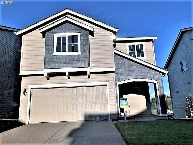 3642 NE Pioneer St, Camas, WA 98607 (MLS #21594588) :: Premiere Property Group LLC
