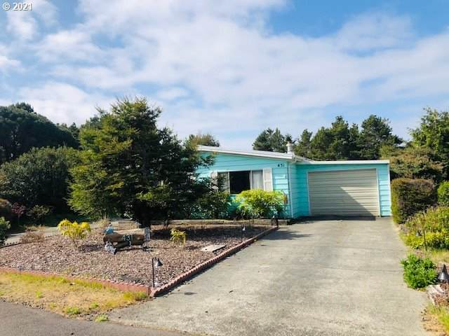 1600 Rhododendron Dr #431, Florence, OR 97439 (MLS #21600692) :: The Haas Real Estate Team