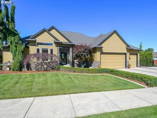 1707 NW 33RD Way, Camas, WA 98607 (MLS #21602271) :: Fox Real Estate Group