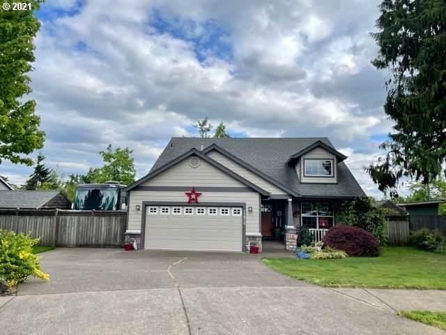 11812 Maxwell Ct, Oregon City, OR 97045 (MLS #21606779) :: Stellar Realty Northwest