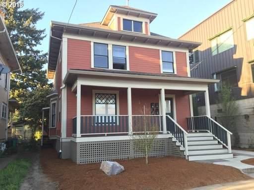 3745 SE Belmont St, Portland, OR 97214 (MLS #21609420) :: RE/MAX Integrity