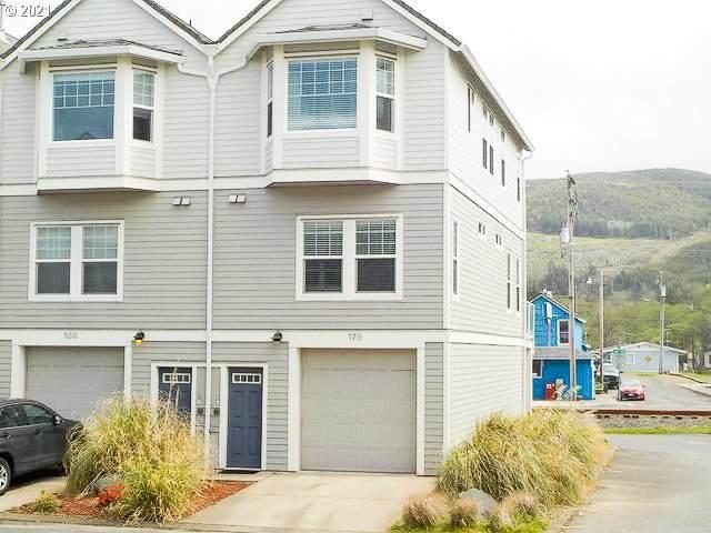 175 N Miller St, Rockaway Beach, OR 97136 (MLS #21619054) :: Fox Real Estate Group