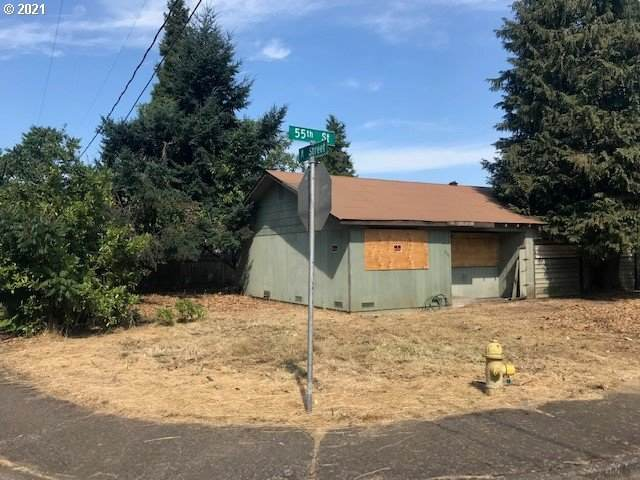 204 N 55TH St, Springfield, OR 97478 (MLS #21628654) :: Song Real Estate