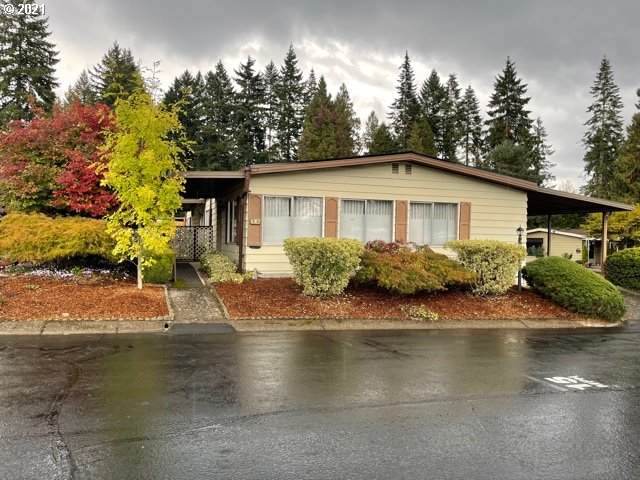 100 SW 195TH Ave #33, Beaverton, OR 97006 (MLS #21628957) :: Next Home Realty Connection