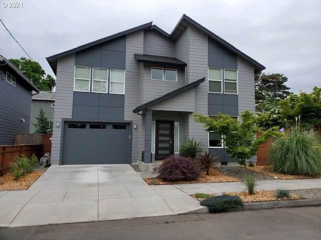 6921 SE 76TH Ave, Portland, OR 97206 (MLS #21647938) :: Holdhusen Real Estate Group