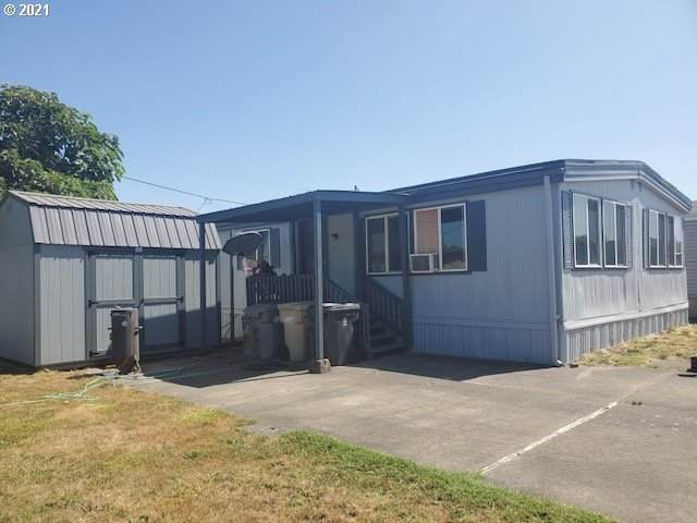 525 S 6TH ST #23, Harrisburg, OR 97446 (MLS #21660205) :: The Haas Real Estate Team