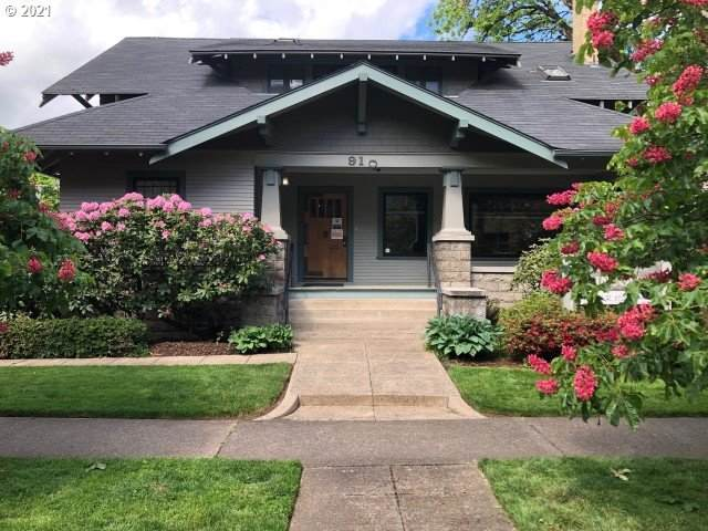 910 Lincoln St, Eugene, OR 97401 (MLS #21676333) :: Song Real Estate