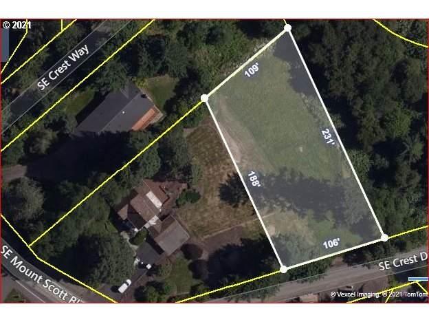 0 Crest Dr, Happy Valley, OR 97086 (MLS #21679929) :: Holdhusen Real Estate Group