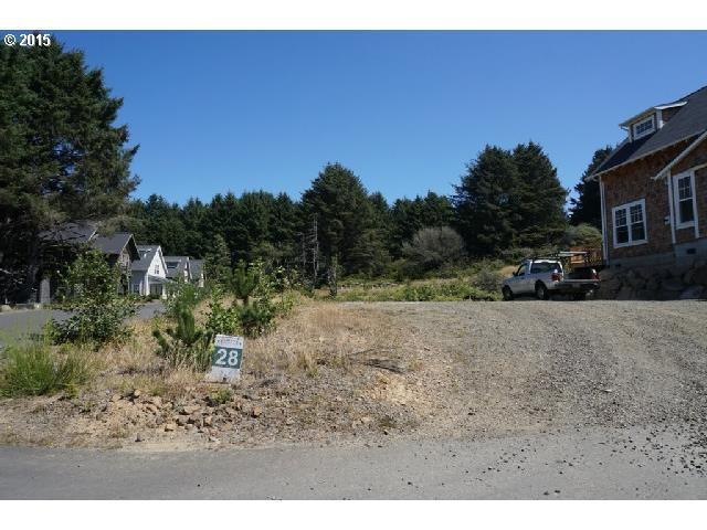 5500 NE Myrtle Ln Lot28, Lincoln City, OR 97367 (MLS #15432135) :: Hatch Homes Group