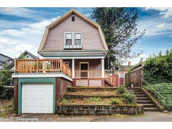 1618 SE Harold St, Portland, OR 97202 (MLS #17126402) :: Hatch Homes Group