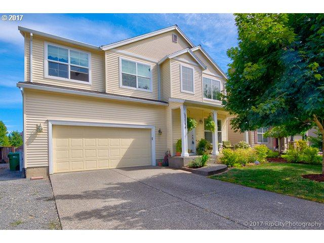 52196 SE 8TH St, Scappoose, OR 97056 (MLS #17466223) :: Next Home Realty Connection
