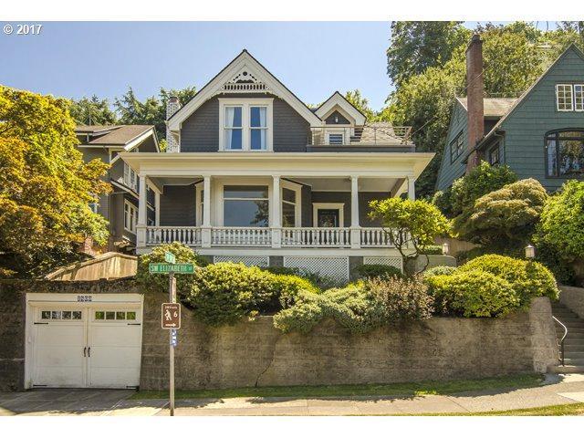 1800 SW Elizabeth St, Portland, OR 97201 (MLS #17591456) :: Stellar Realty Northwest