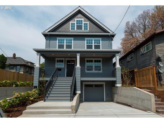 1725 SE Alder St, Portland, OR 97214 (MLS #17694139) :: Hatch Homes Group