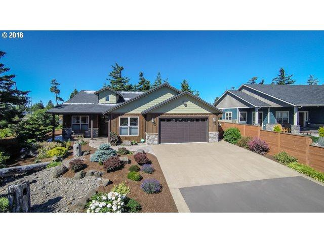 87988 Lake Point Dr, Florence, OR 97439 (MLS #18059167) :: Hatch Homes Group