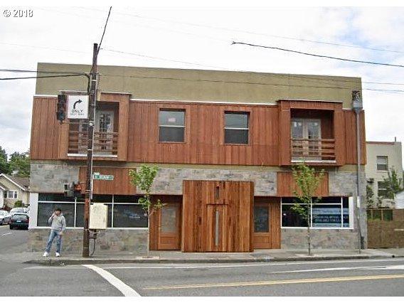 816 SE Cesar E Chavez Blvd #4, Portland, OR 97214 (MLS #18191719) :: Team Zebrowski