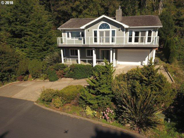 230 Sea Crest Way, Otter Rock, OR 97369 (MLS #18284682) :: Hatch Homes Group