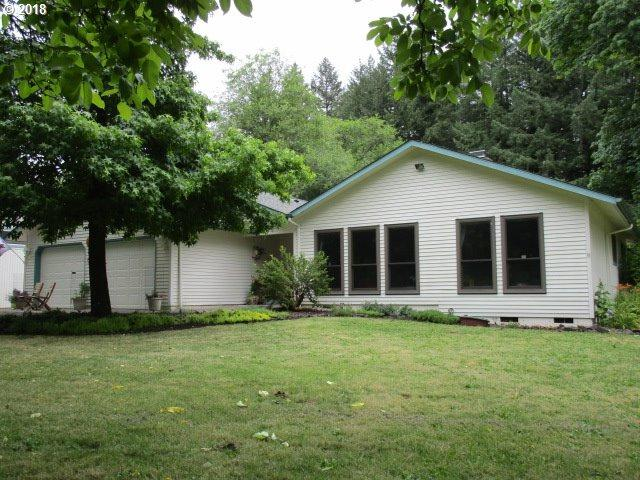 92625 Marcola Rd, Marcola, OR 97454 (MLS #18326580) :: Gregory Home Team | Keller Williams Realty Mid-Willamette