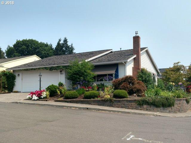10405 SW Highland Dr, Tigard, OR 97224 (MLS #18397920) :: Premiere Property Group LLC
