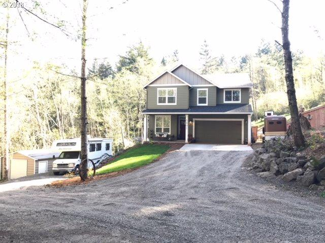 5601 NE 276TH Ave, Camas, WA 98607 (MLS #18449134) :: Fox Real Estate Group