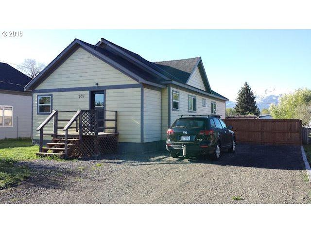 506 W Main St, Enterprise, OR 97828 (MLS #18476755) :: Fox Real Estate Group