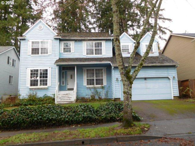 9855 SW 153RD Ave, Beaverton, OR 97007 (MLS #18503123) :: McKillion Real Estate Group