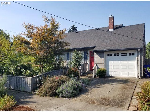 9914 N Syracuse St, Portland, OR 97203 (MLS #18523792) :: Next Home Realty Connection