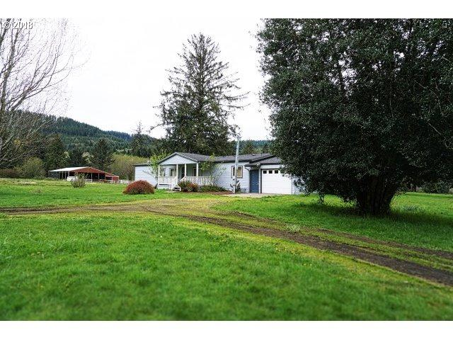 4184 Salmon River Hwy, Otis, OR 97368 (MLS #18548004) :: Song Real Estate
