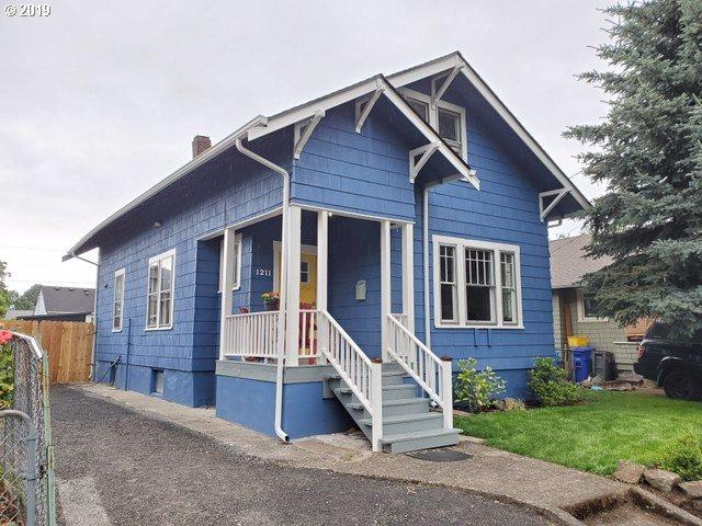 1211 NE 73RD Ave, Portland, OR 97213 (MLS #19495147) :: Matin Real Estate Group