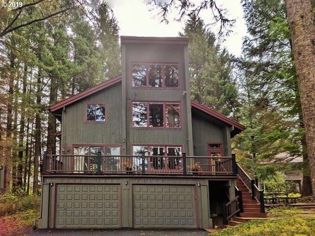 1150 SW Walking Wood, Depoe Bay, OR 97341 (MLS #19665507) :: Premiere Property Group LLC