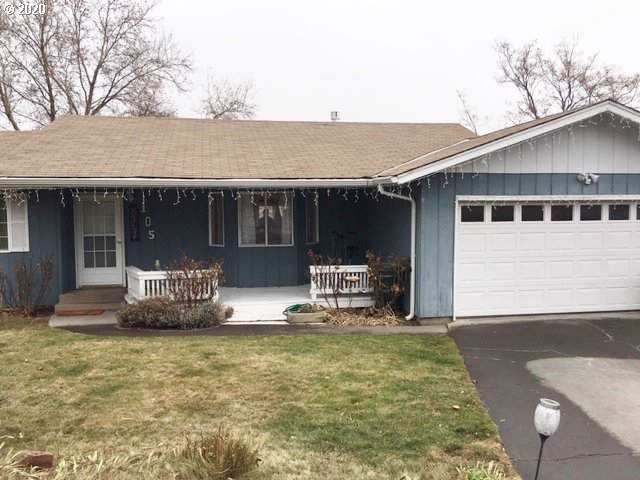 105 SE Kirk Ave, Pendleton, OR 97801 (MLS #20228150) :: Townsend Jarvis Group Real Estate