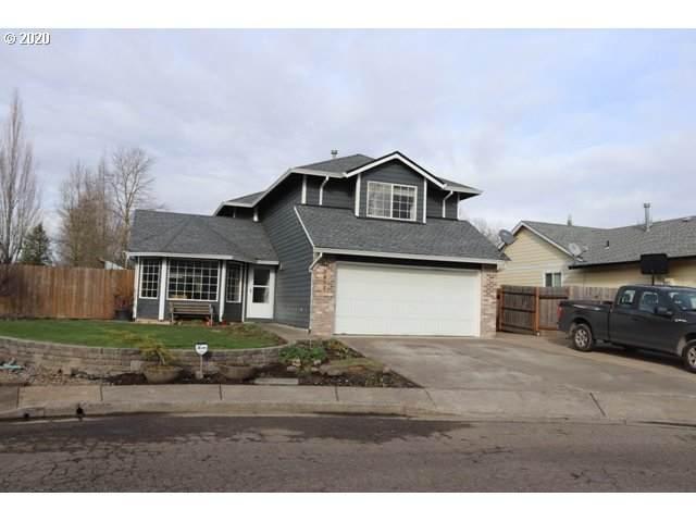 1431 Meadowlark Pl, Molalla, OR 97038 (MLS #20348509) :: McKillion Real Estate Group