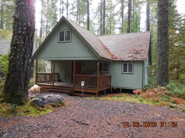 Cabin 153 Northwoods, Cougar, WA 98616 (MLS #20351395) :: Cano Real Estate