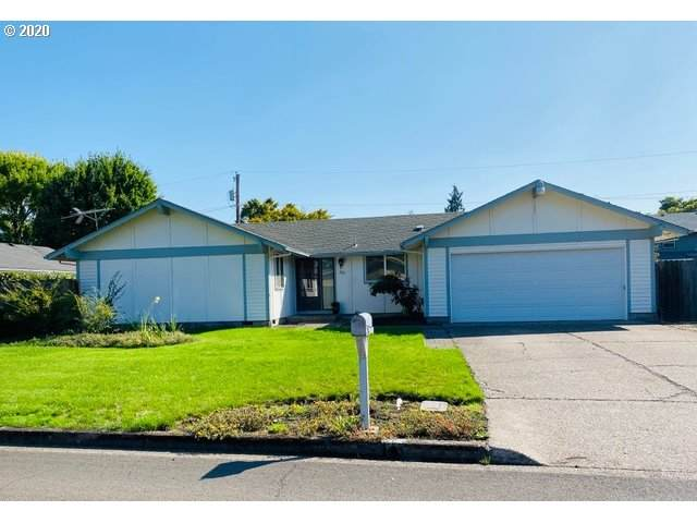 322 Hatton Ave, Eugene, OR 97404 (MLS #20487585) :: Song Real Estate