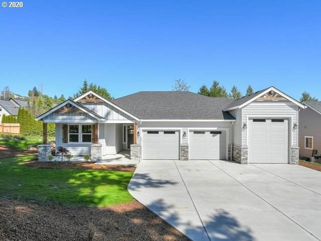 3295 W St, Washougal, WA 98671 (MLS #20507329) :: Fox Real Estate Group
