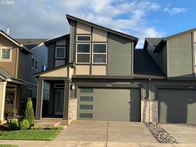 6526 SE Genrosa St, Hillsboro, OR 97123 (MLS #20661683) :: Gustavo Group