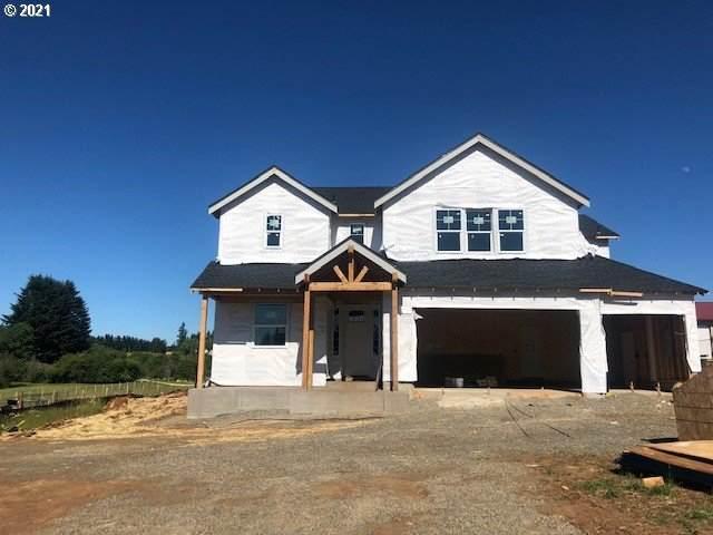16158 SE Bennett Ln Lot 2, Beavercreek, OR 97004 (MLS #21101776) :: Next Home Realty Connection