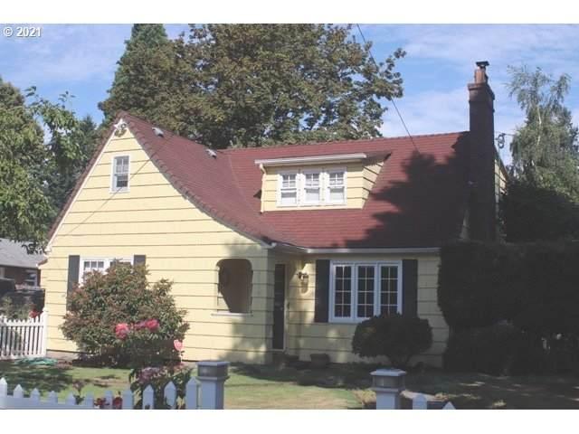 5119 SE Glen Echo Ave, Milwaukie, OR 97267 (MLS #21173346) :: Holdhusen Real Estate Group