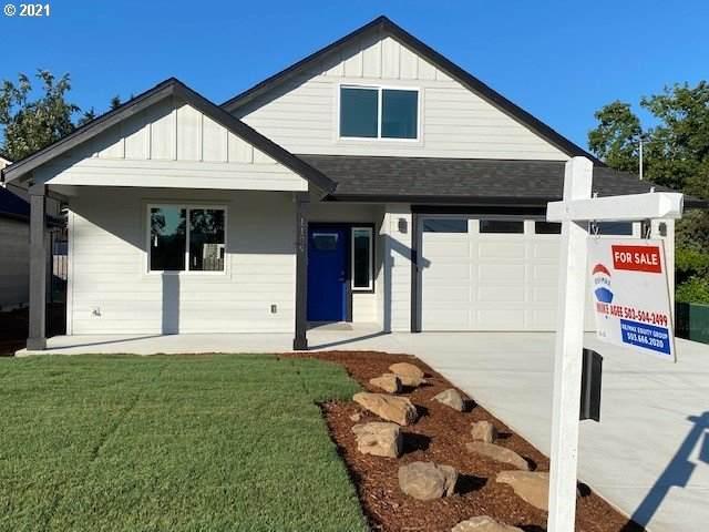 1189 Columbia Ave, Gladstone, OR 97027 (MLS #21298676) :: Stellar Realty Northwest