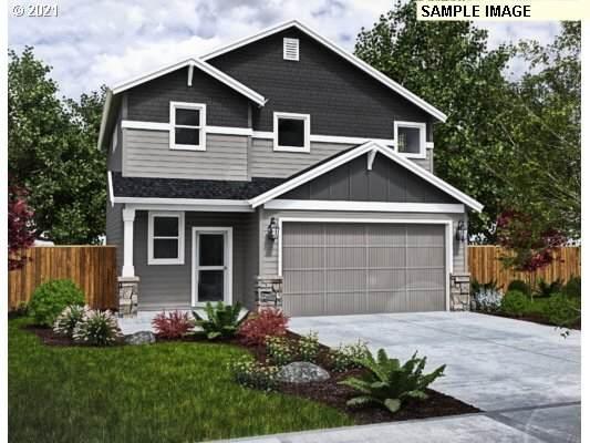 152 W 17TH St Lot26, Lafayette, OR 97127 (MLS #21325470) :: Triple Oaks Realty