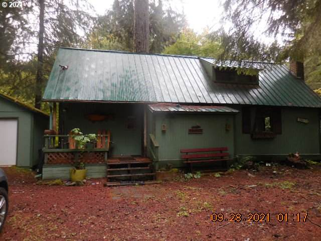 Cabin 195 Northwoods, Cougar, WA 98616 (MLS #21440365) :: Real Estate by Wesley