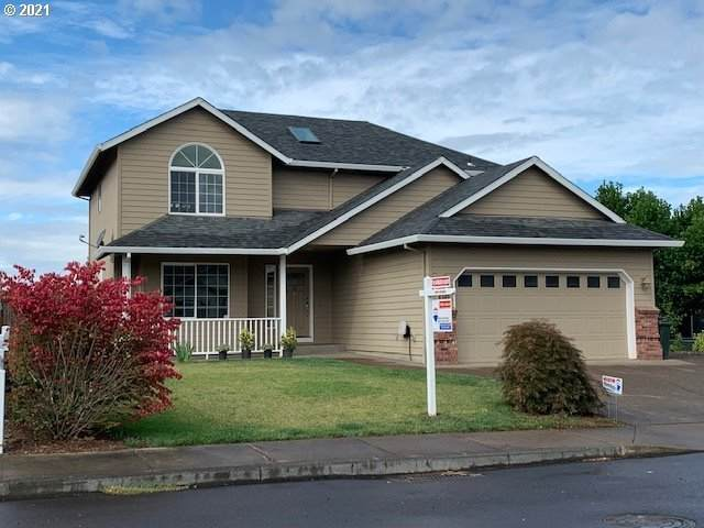 1041 S Pine St, Canby, OR 97013 (MLS #21527363) :: Fox Real Estate Group