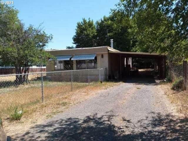 117 N Cozart St, Prairie City, OR 97869 (MLS #21684239) :: Keller Williams Portland Central