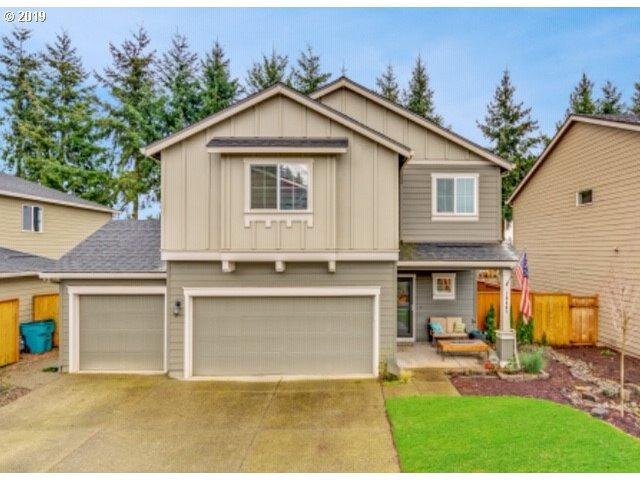 10907 NE 121ST Ct, Vancouver, WA 98682 (MLS #18108602) :: Song Real Estate