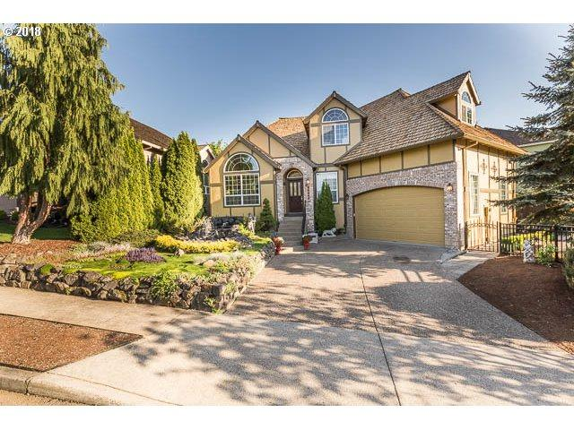 14184 SE Rolling Meadows Dr, Happy Valley, OR 97086 (MLS #18188808) :: Portland Lifestyle Team