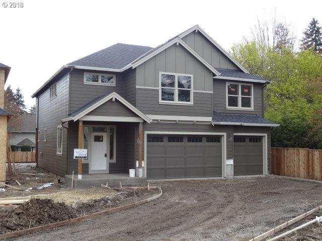 15158 SW Chandler Ln Lot 5, Tigard, OR 97224 (MLS #18222884) :: Team Zebrowski
