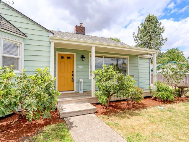 6431 NE 37TH Ave, Portland, OR 97211 (MLS #18362401) :: Next Home Realty Connection
