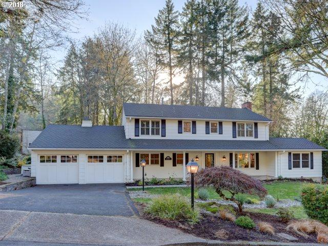 3100 Westview Ct, Lake Oswego, OR 97034 (MLS #18559329) :: Next Home Realty Connection