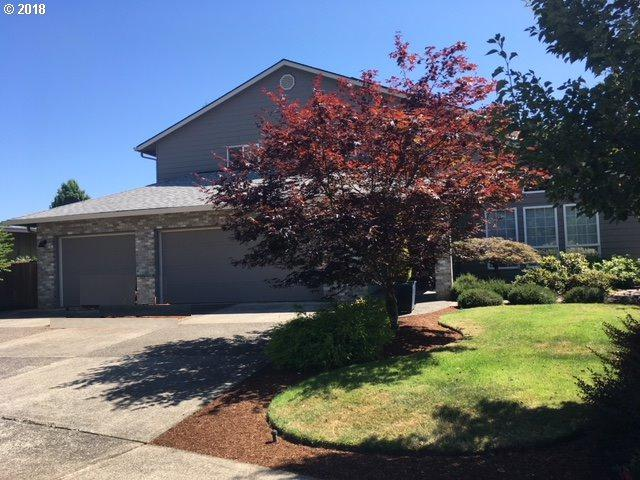 2309 NW 115TH St, Vancouver, WA 98685 (MLS #18601125) :: The Sadle Home Selling Team