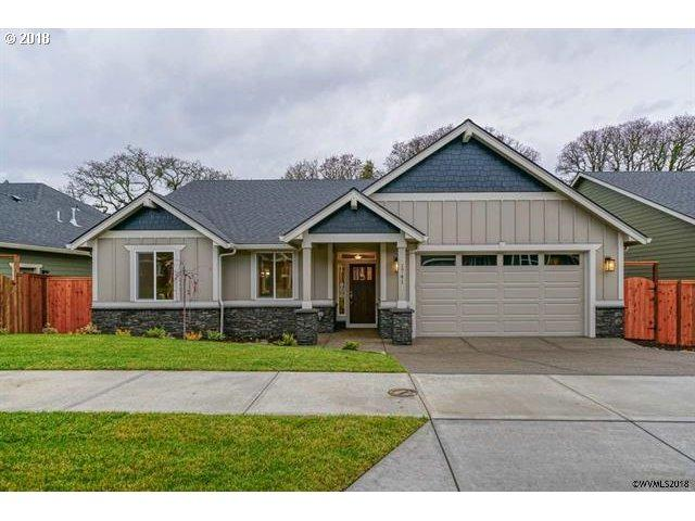 1741 SE Watson Butte Ave, Salem, OR 97306 (MLS #18673950) :: Song Real Estate