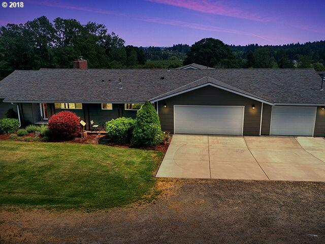 34232 SW Ladd Hill Rd, Wilsonville, OR 97070 (MLS #18698972) :: Fox Real Estate Group